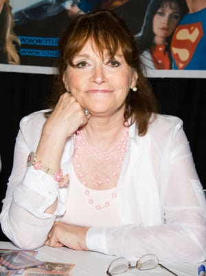 Actress Margot Kidder, photographed here in 2011, was found dead in May. The death has been ruled a suicide.
