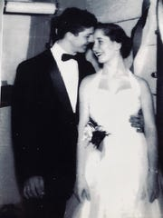 Don and Jo Ann Yannuzzi met at a dance when they were teens.
