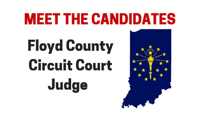 Floyd County Circuit Court Judge candidates.