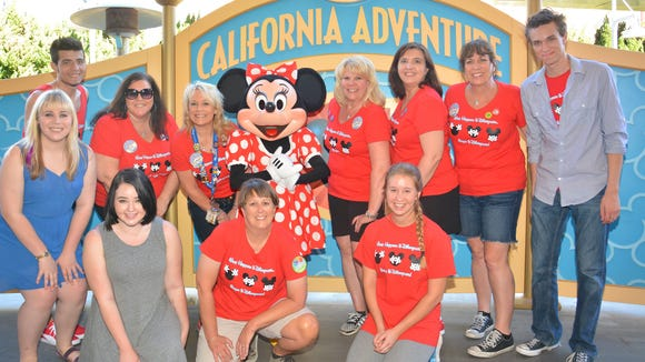 Groupie with Minnie