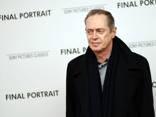 """I think most people are flawed,"" Steve Buscemi says."