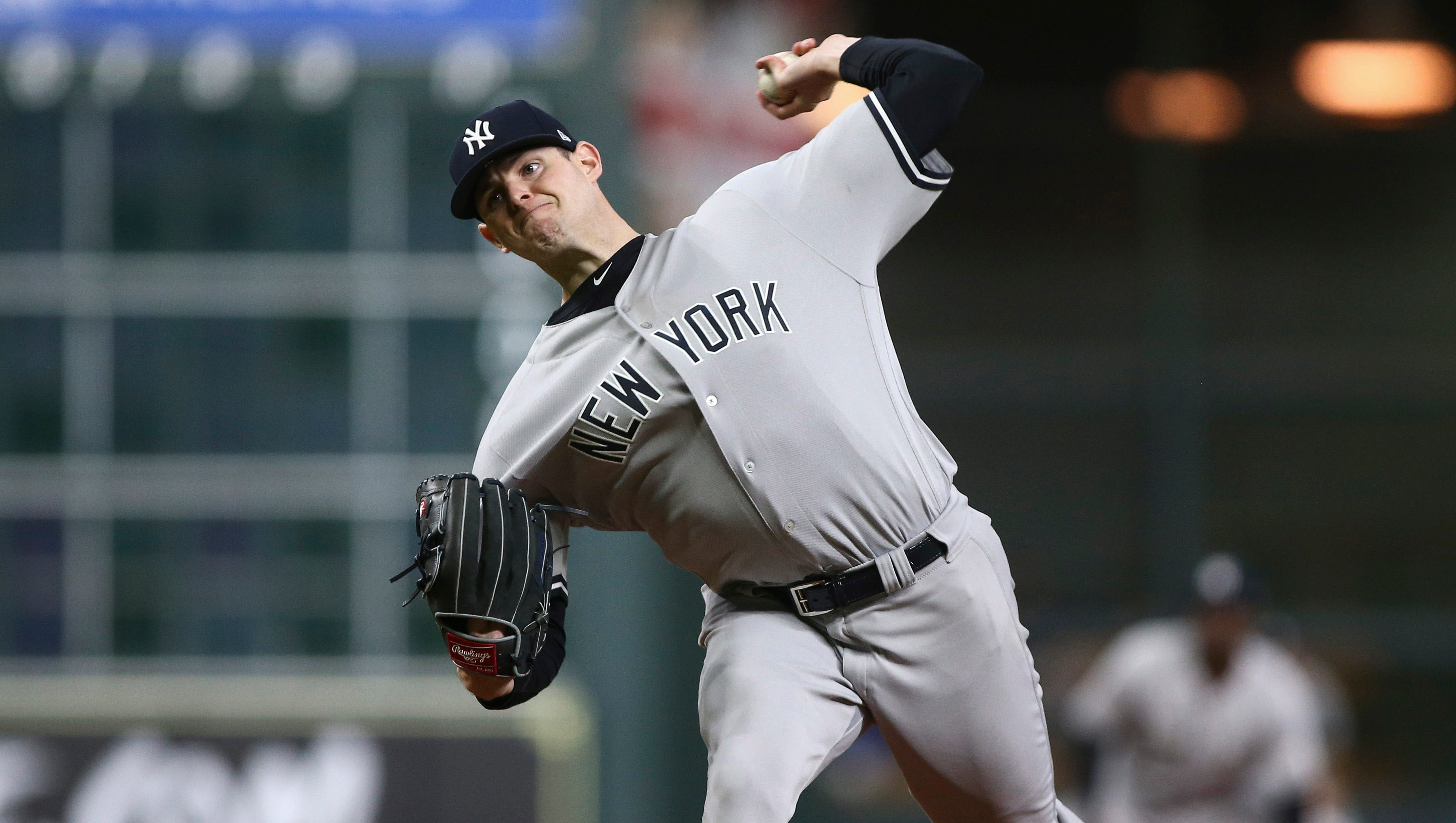Yankees Jordan Montgomery dealing with forearm tightness