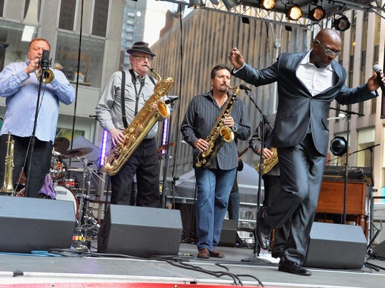 """FOX & Friends"" All American Concert Series - Tower Of Power"