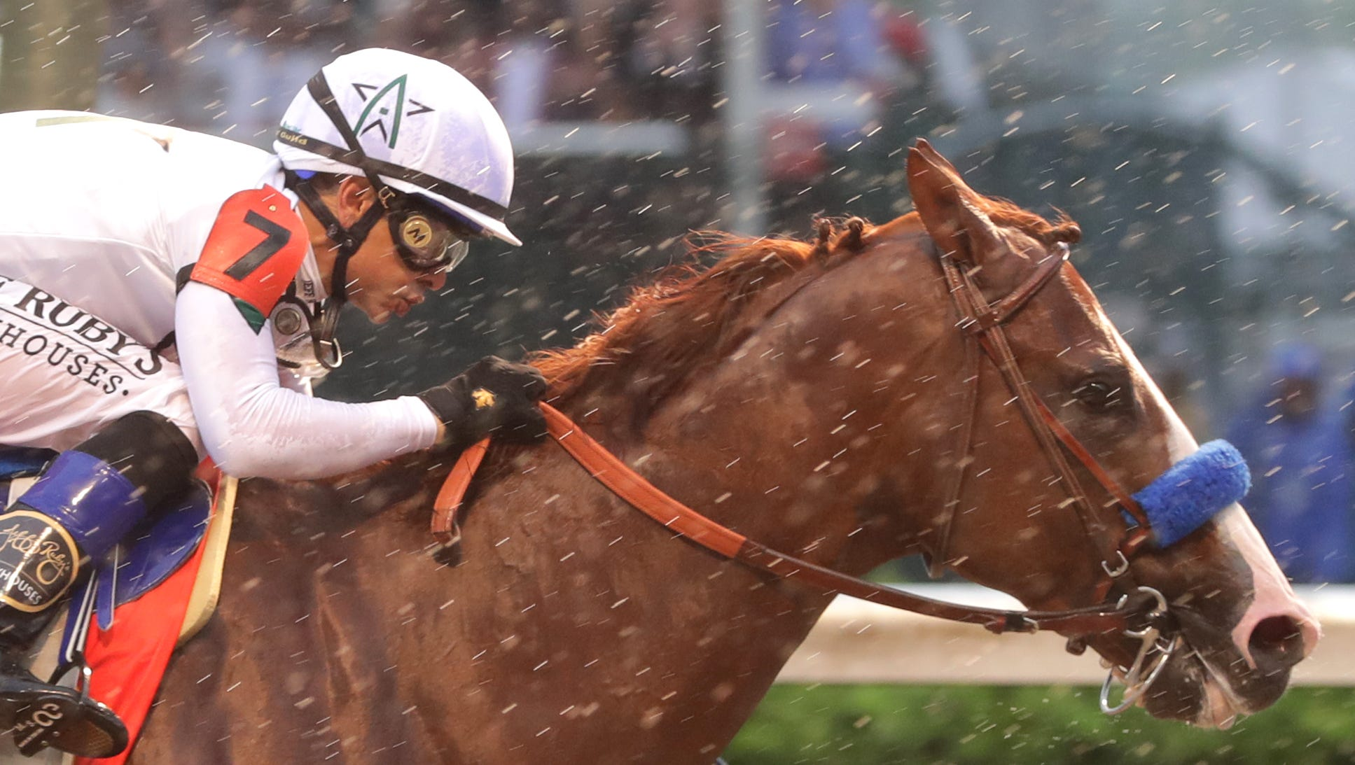 Kentucky Derby 255 Woman wins $255.25M on $2558 bet on Justify