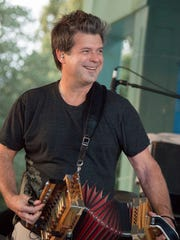 Steve Riley and the Mamou Playboys have been announced to play the National Folk Festival in Salisbury.