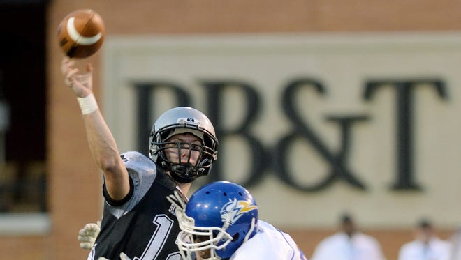 Robbinsville senior Colton Millsaps has committed to play college football for Limestone (S.C.).