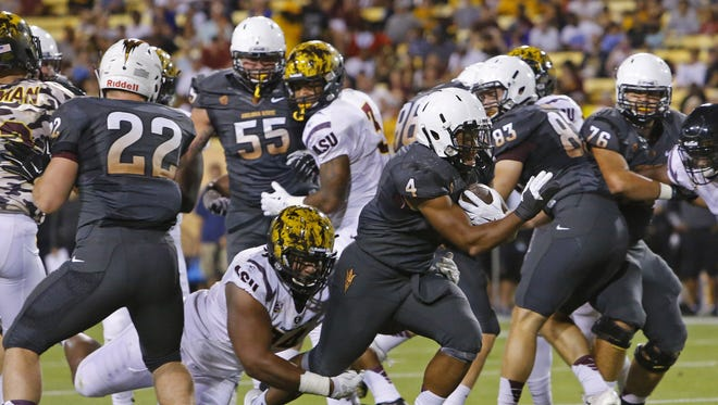 In just over a month, Arizona State will hit the football practice field. azcentral sports' Doug Haller takes a look at five exclamation points for the 2015 season.
