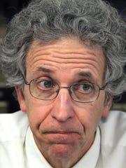ACLU of Indiana legal director Ken Falk