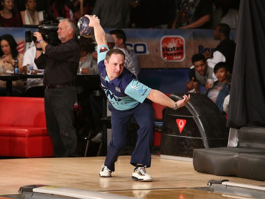 Chris Paul PBA Celebrity Invitational Bowling Tournament