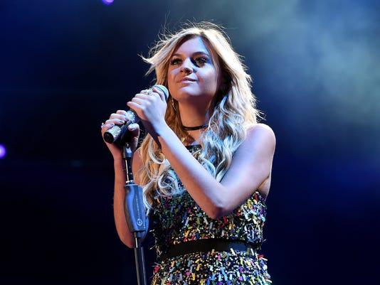 Kelsea Ballerini at the 2016 CMA Festival - Day 1