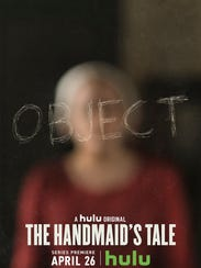 """Promotional art for """"The Handmaid's Tale"""""""