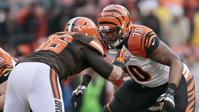 Cincinnati Bengals offensive tackle Cedric Ogbuehi says he is opening 2016 training camp with a starting mindset.