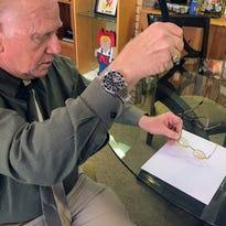 Ruidoso Master Optician Samuel Johnson keeps an eye on helping community