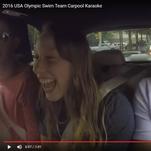 Watch: Spring Grove's Flickinger in Team USA swim videos