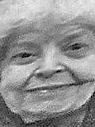 Mary E. Friesner, 86