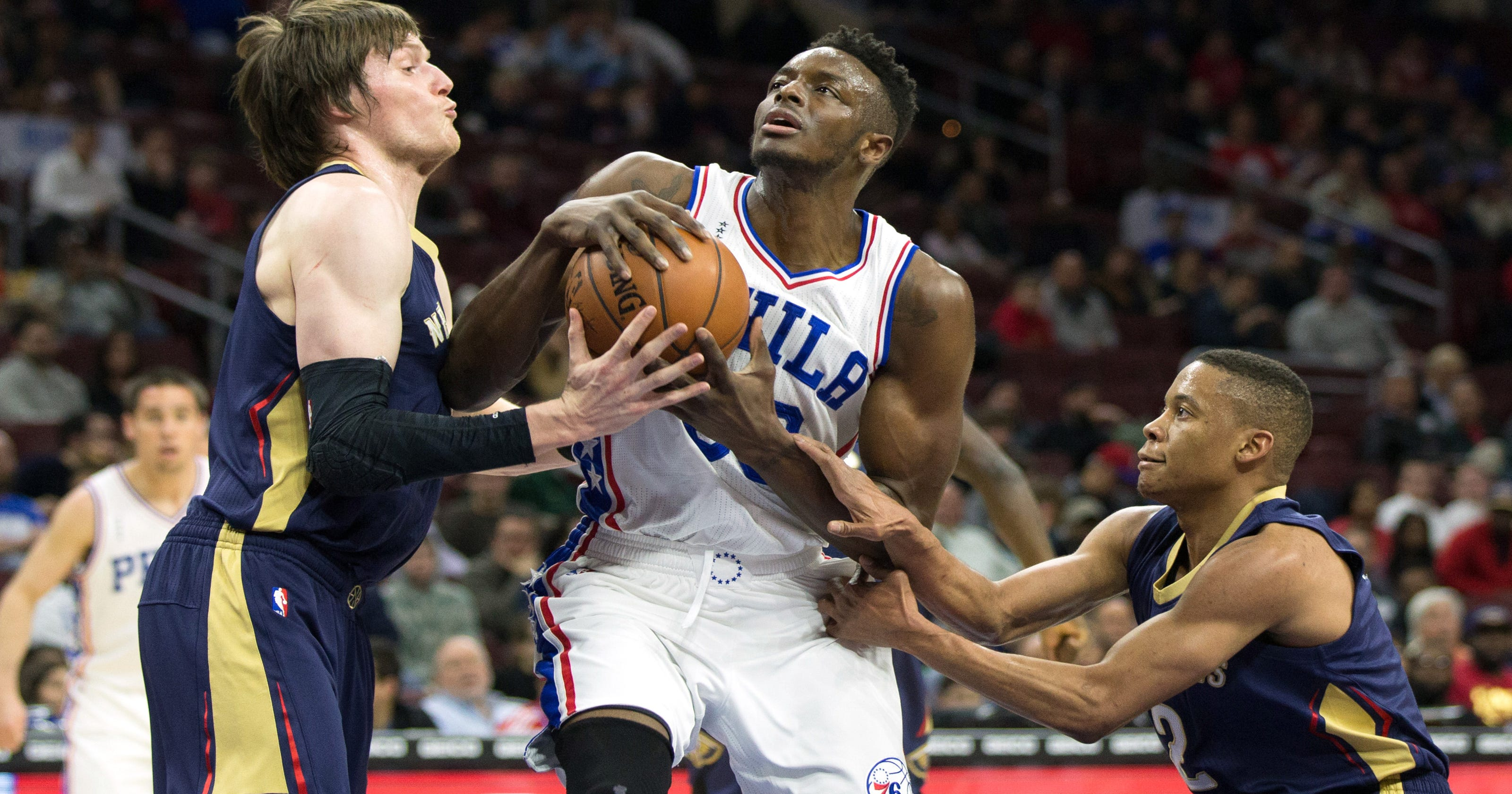 76ers top Pelicans to avoid tying league mark for futility 4d369366d
