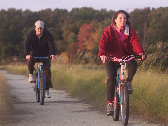South Jersey bike paths and trails offer places to
