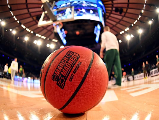NCAA Basketball: NCAA Tournament-East Regional Practice