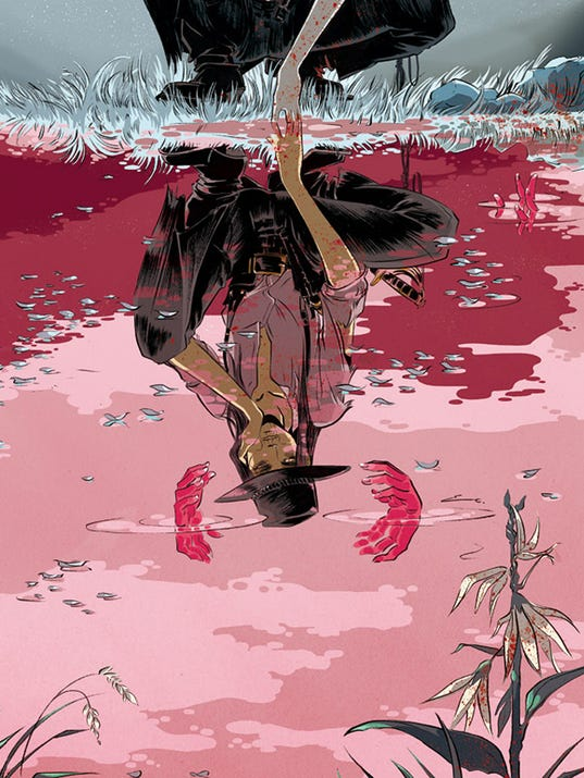 'Pretty Deadly' showcases a lush Western fantasy world