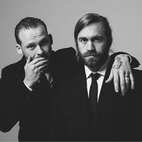 The band Penny & Sparrow, shown here, will perform tonight as part of the Vox Series in Marshfield. The band is part of a loaded spring and summer season featuring well-known artists.