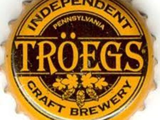 I'm certainly aware an umlaut is used in the spelling of Troegs, a Pennsylvania brewing compnay formerly headquartered in Harrisburg. But including that accent mark on blog posts creates a bigger spelling distraction for app users.