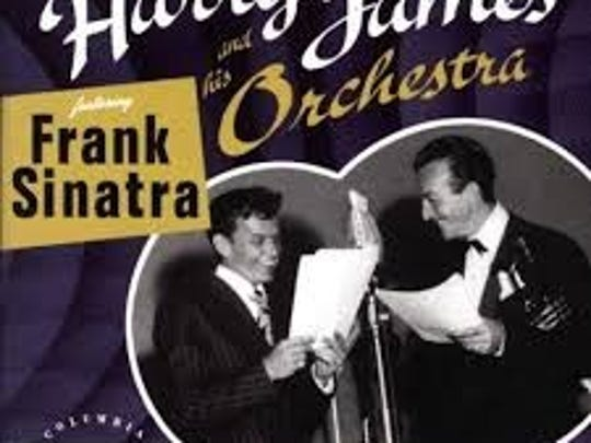 Harry James and his Orchestra will be performing at