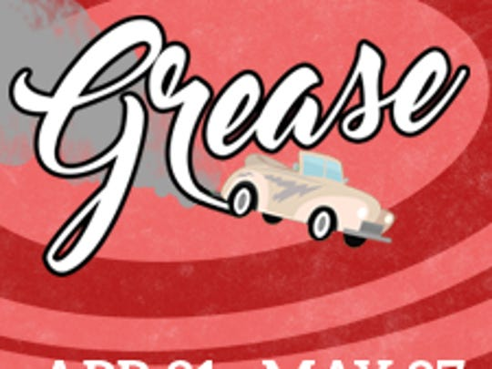 """Grease"" opens 7:30 p.m. April 21 at Muncie Civic's Mainstage Theatre, 216 E. Main St."