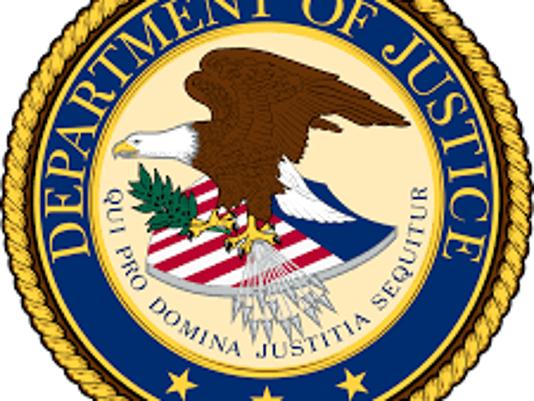 US Justice logo