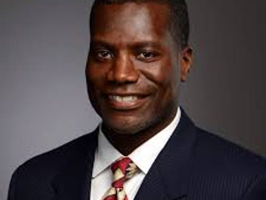 ESPN analyst Joey Galloway, a former Ohio State and NFL receiver, was the keynote speaker.