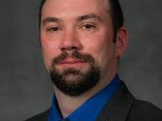 Sen. Waylon Brown, R-St. Ansgar
