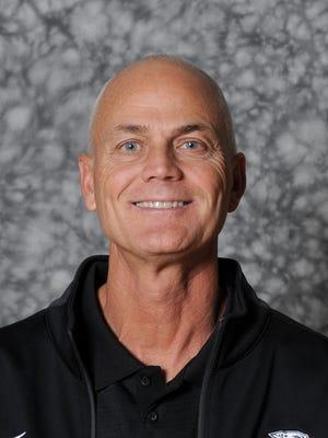 Scott DeJong, Ankeny Centennial girls' basketball coach