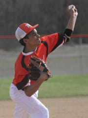Mansfield Senior's Jakobe Reese helped the Tygers pick up a walk-off victory on Monday over Crestline.
