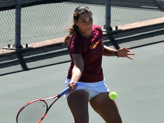 DPU at MSU Tennis