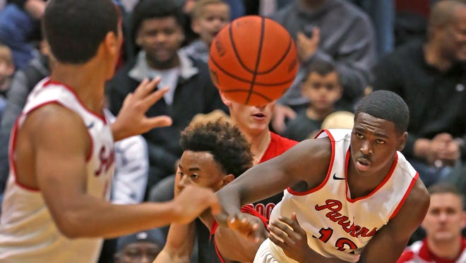 North Central's D.J. Johnson and his Panthers teammates look like the team to beat in the early stages of the season.