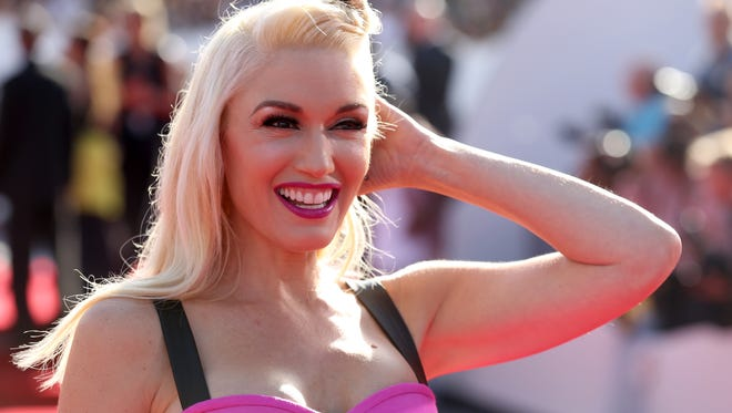 Gwen Stefani is scheduled to perform during the free Global Citizen 2015 Earth Day rally hosted by will.i.am and Soledad O'Brien Saturday April 18, 2015 near the Washington Monument on the National Mall.