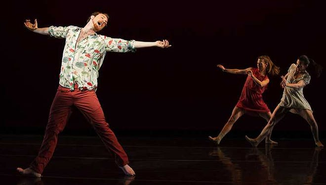 BODYTRAFFIC, a Los Angeles-based dance company, is set to perform at 7 p.m. Friday at the Coughlin-Saunders Performing Arts Center.