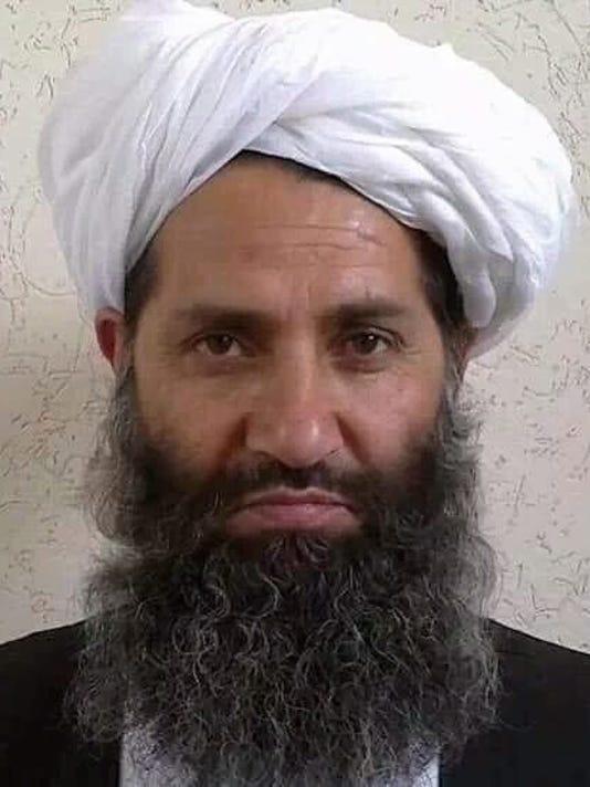 EPA AFGHANISTAN NEW TALIBAN COMMANDER AKHUNZADA WAR CONFLICTS (GENERAL) AFG