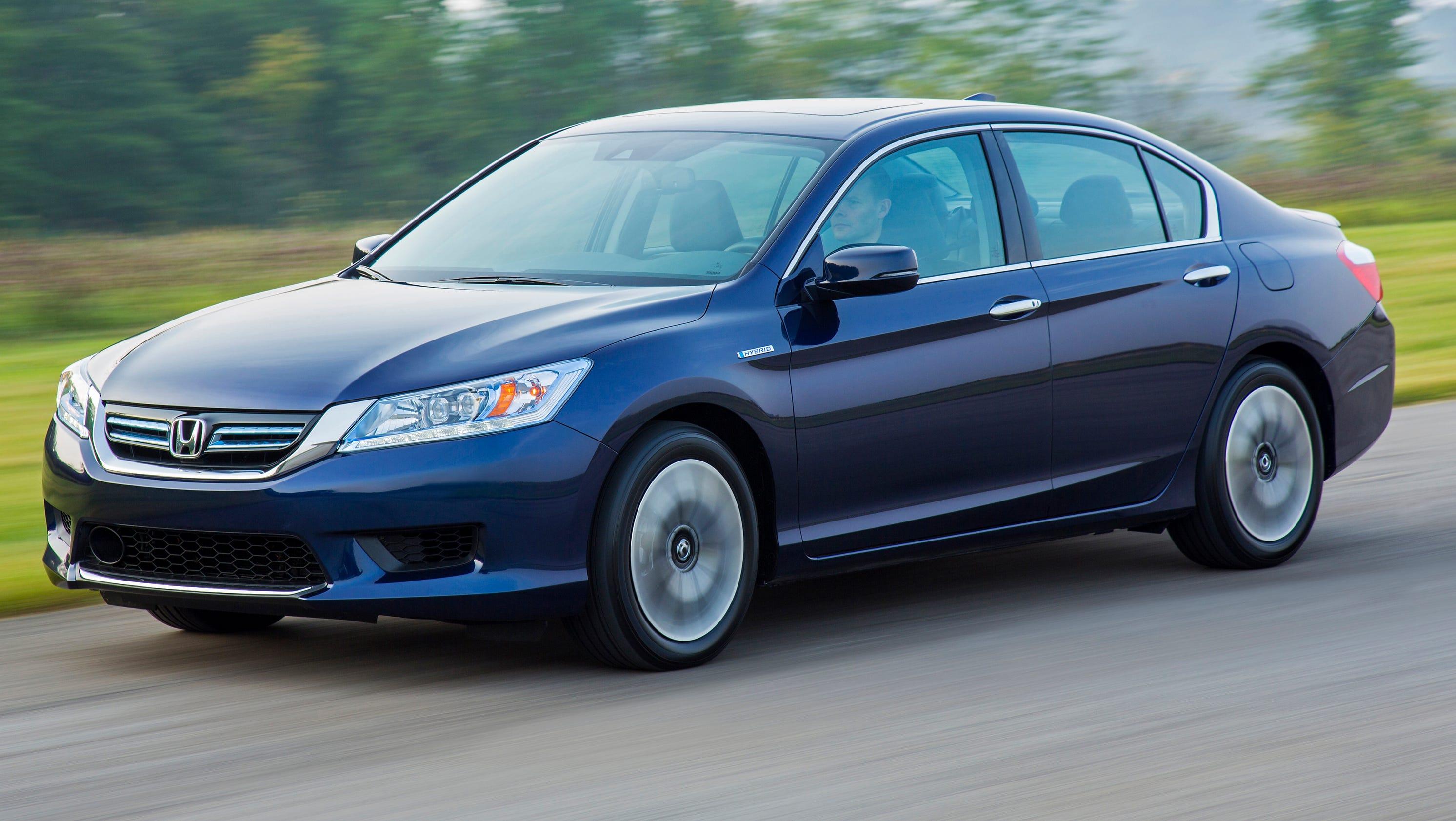 CR\': Honda Accord hybrid mpg rating way off