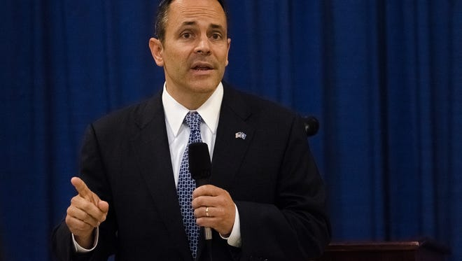 Gov.-elect Matt Bevin, if he so desires, can have his campaign organization hold fundraisers to generate money to repay the more than $3.5 million Bevin loaned his campaign.