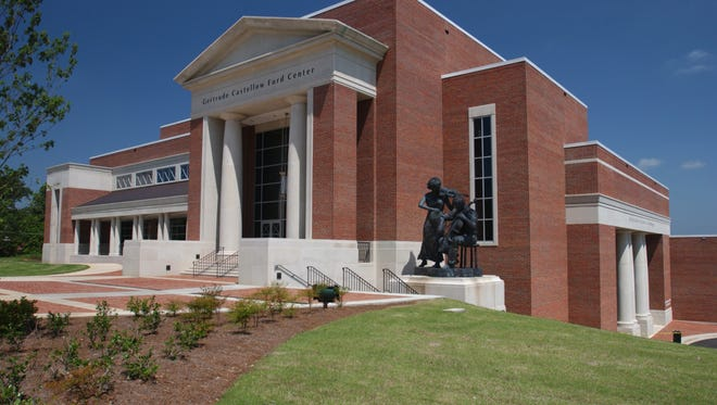 A new science building at Ole Miss would have joined the Gertrude C. Ford Performing Arts Center as the second Ford Foundation-funded project at Ole Miss.