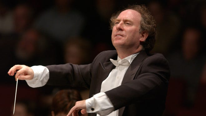 Guest conductor Jeffrey Kahane also played piano during the Milwaukee Symphony's performances Friday and Saturday.
