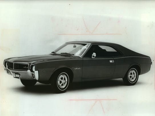 The 1968 Javelin