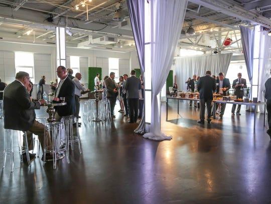 Crane Bay event center
