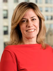 Katy Sinnott, vice president for international business development for the Wisconsin Economic Development Corp.