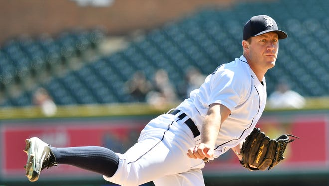 Tigers pitcher Jordan Zimmermann will make at least two rehab starts in Toledo, according to manager Ron Gardenhire.