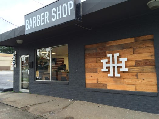 Hudson Hawk Barber & Shop opened its fourth location in just two years ...
