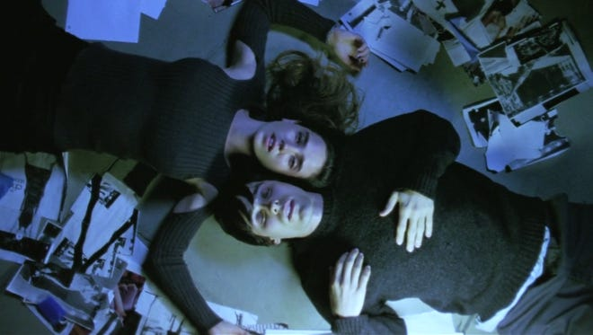 """Jennifer Connelly and Jared Leto in Darron Aronofsky's """"Requiem for a Dream."""""""