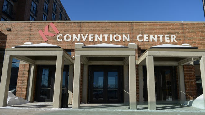 KI Convention Center in downtown Green Bay.