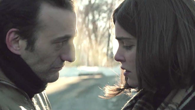 """Because of their backgrounds, Félix (Martin Dubreuil) and Meira (Hadas Yaron) appear to be a poor match in """"Félix & Meira."""""""