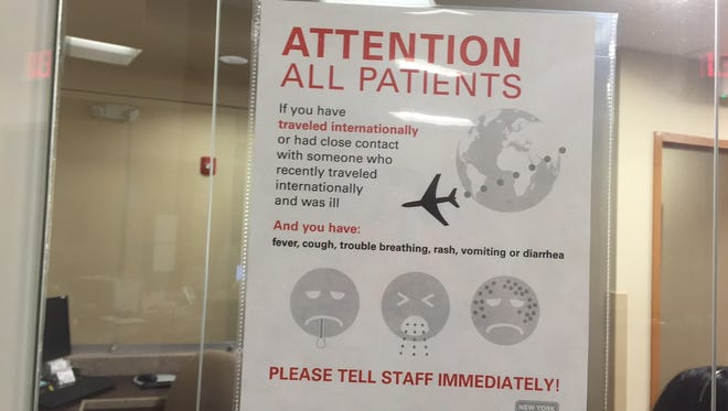 Staff in doctor offices are checking where you've been.